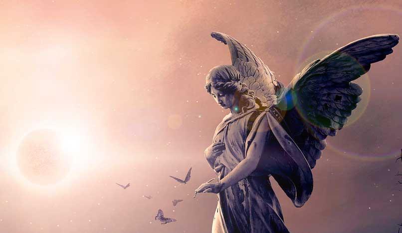 ange de la wicca