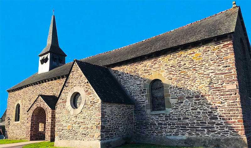 église des druides