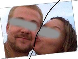 photo couple séparé
