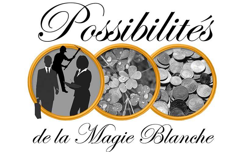 possibilités de la magie blanche