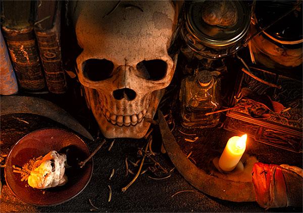 satanisme et gothisme