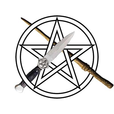 outils pour la wicca