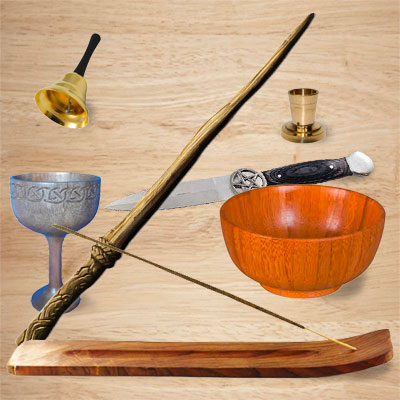 outils wiccan