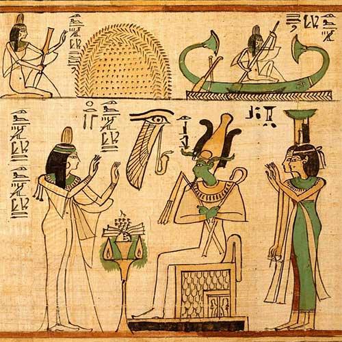 le Papyrus Ebers