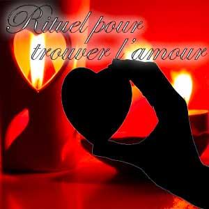 rituel pour trouver l'amour