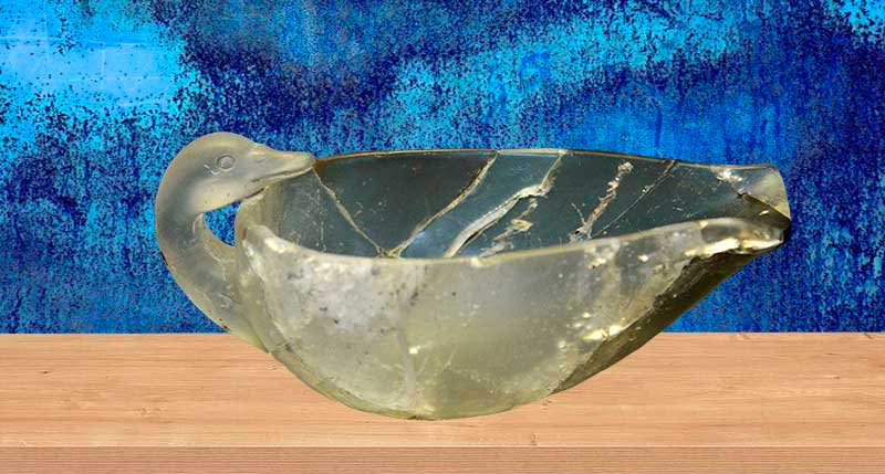 vase en cristal de roche